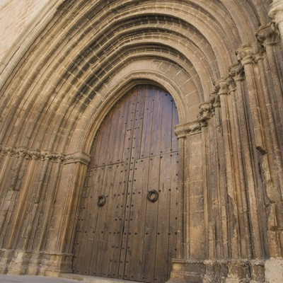 L'Espluga de Francolí. Iglesia vieja de San Miguel (Juan José Pascual)