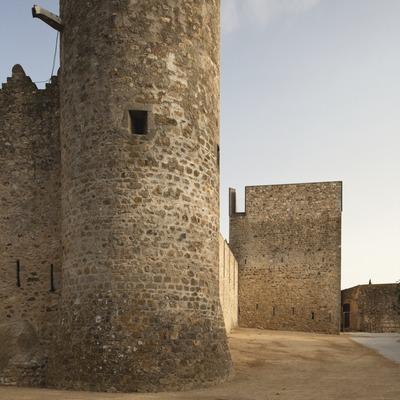 Castillo de Calonge (Juan José Pascual)