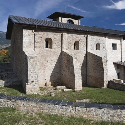 Monestir de Sant Llorenç Prop Bagà (Juan José Pascual)