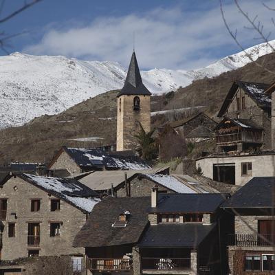 Historischer Ortskern von Esterri de Cardós