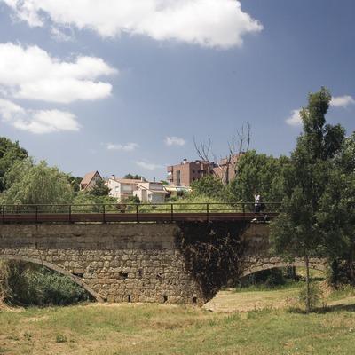 Sant Cugat. Puente de Can Bernet (Juan José Pascual)