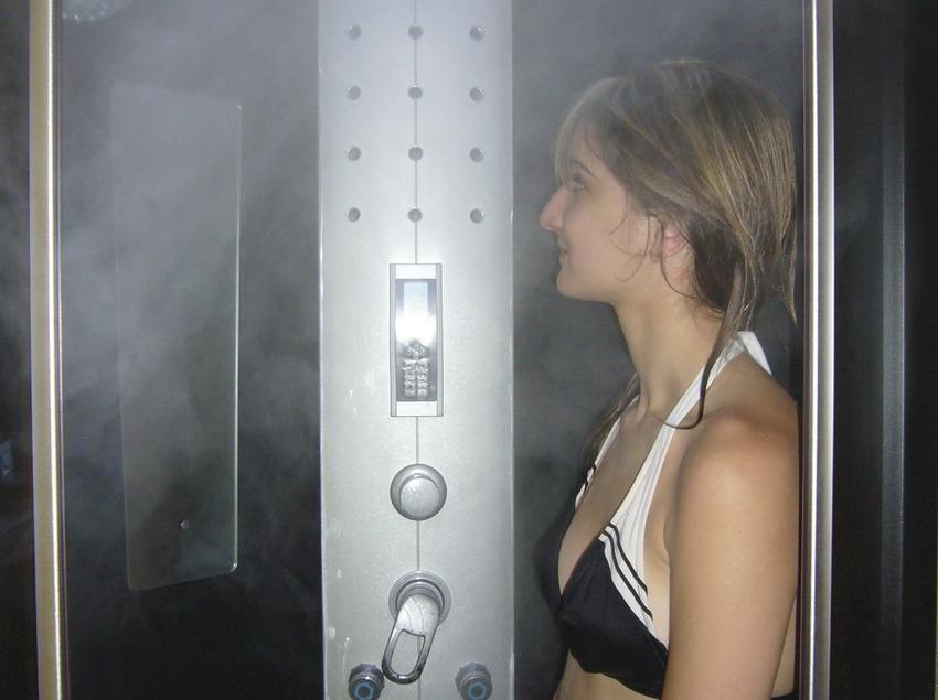 Cal Marti. Spa, cabina de vapor   (Cal Martí)