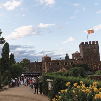 Festival Jardins de Cap Roig. Jardines, castillo, público (Marc Castellet Puig)
