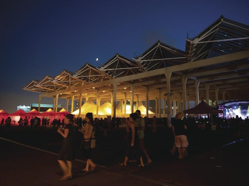 Festival Cruïlla BCN. Fòrum, ambiente, escenario (Marc Castellet Puig)