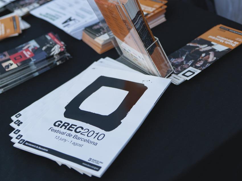 Festival Grec Barcelona. Teatre Grec, programas, público (Marc Castellet Puig)