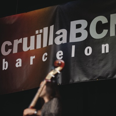FESTIVAL CRUÏLLA BCN, FORUM_MÚSICS (TAIMA TESAO, CAT), LOGO FESTIVAL (Marc Castellet Puig)