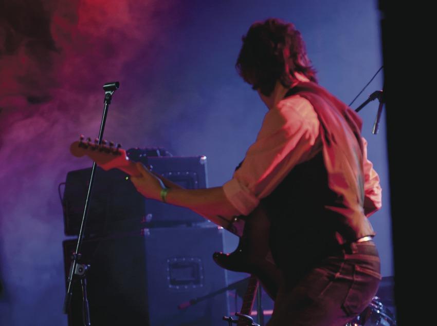 Blues Cerdanyola. Guitarrista, Justo y los Pecadores (CAT) (Marc Castellet Puig)