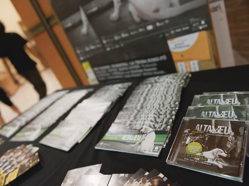 Altaveu Sant Boi. CD's, programas, carteles (Marc Castellet Puig)