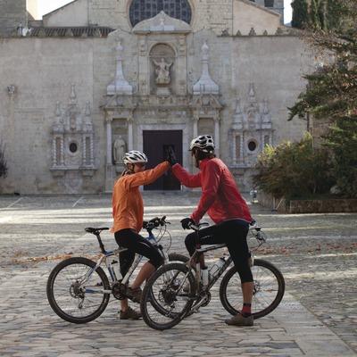 Цистерцианский монастырь Пресвятой Девы Марии (Санта-Мария де Поблет)