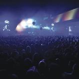 Sónar Festival Barcelona Gran Vía Fair, L'Hospitalet, projections, audience, stage (Marc Castellet Puig)