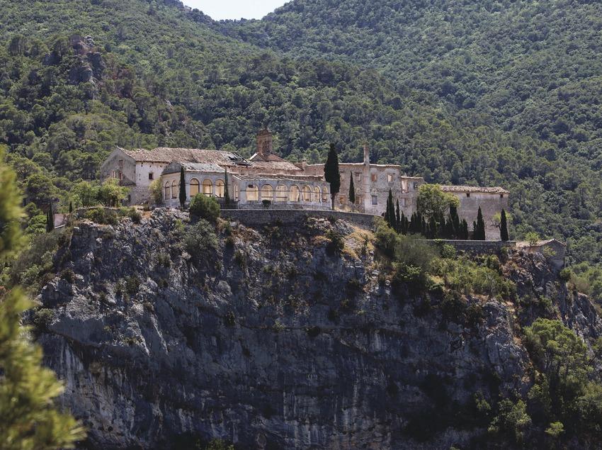Terres de l'Ebre. Balneari de Cardó, a Benifallet   (Consorci de Viles Termals)