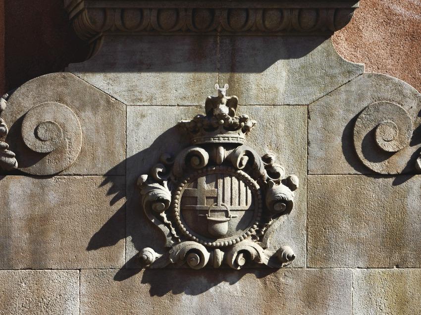 Catalunya Central. Detall de la font del Lleó, a Caldes de Montbui   (Consorci de Viles Termals)