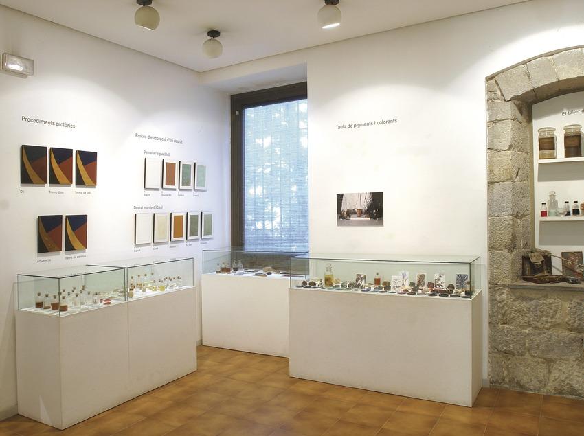 Girona. Sala del Museu d'Art   (Museu d'Art de Girona)