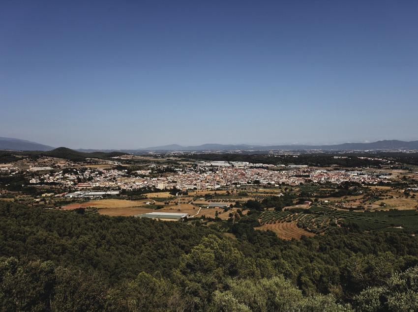 Caldes de Montbui. El poblat ibèric de Torre Roja   (Consorci de Viles Termals)