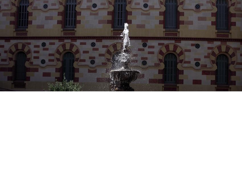Caldes de Malavella. Balneari Vichy Catalan   (Consorci de Viles Termals)