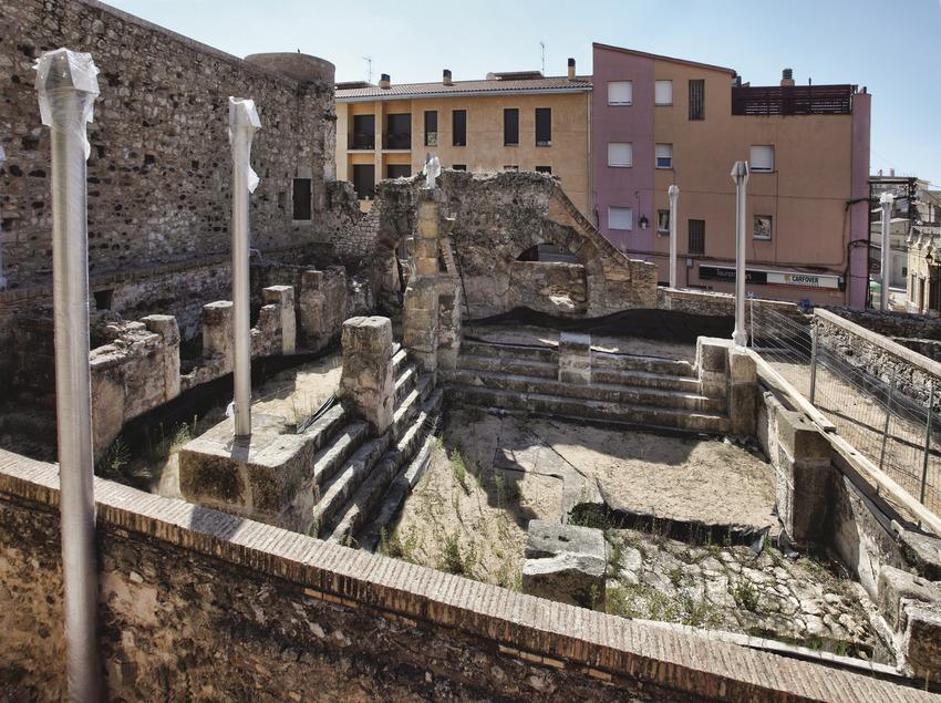 Caldes de Malavella. Termes romanes   (Consorci de Viles Termals)