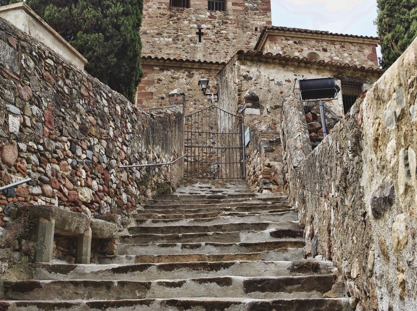 La Garriga. Iglesia   (Consorci de Viles Termals)