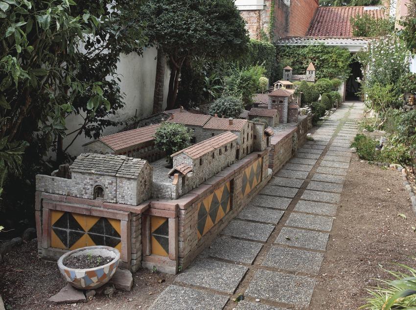 La Garriga. Miniaturas   (Consorci de Viles Termals)