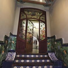 La Garriga. Arquitectura modernista
