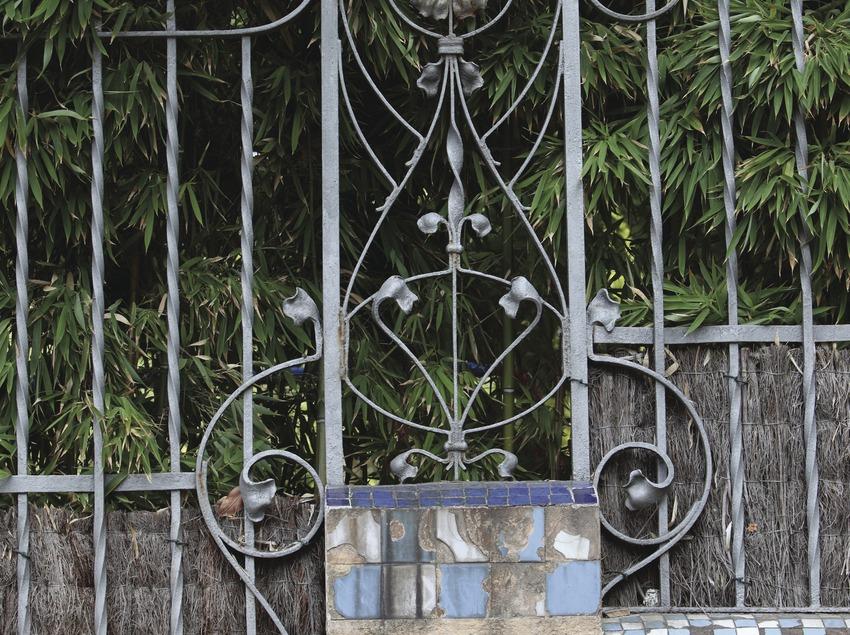 <p>La Garriga. Detall de la masia Can Raspall</p> (Consorci de Viles Termals)