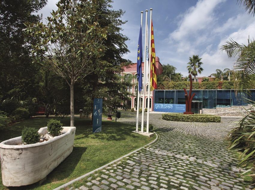 La Garriga. Balneari Blancafort   (Consorci de Viles Termals)