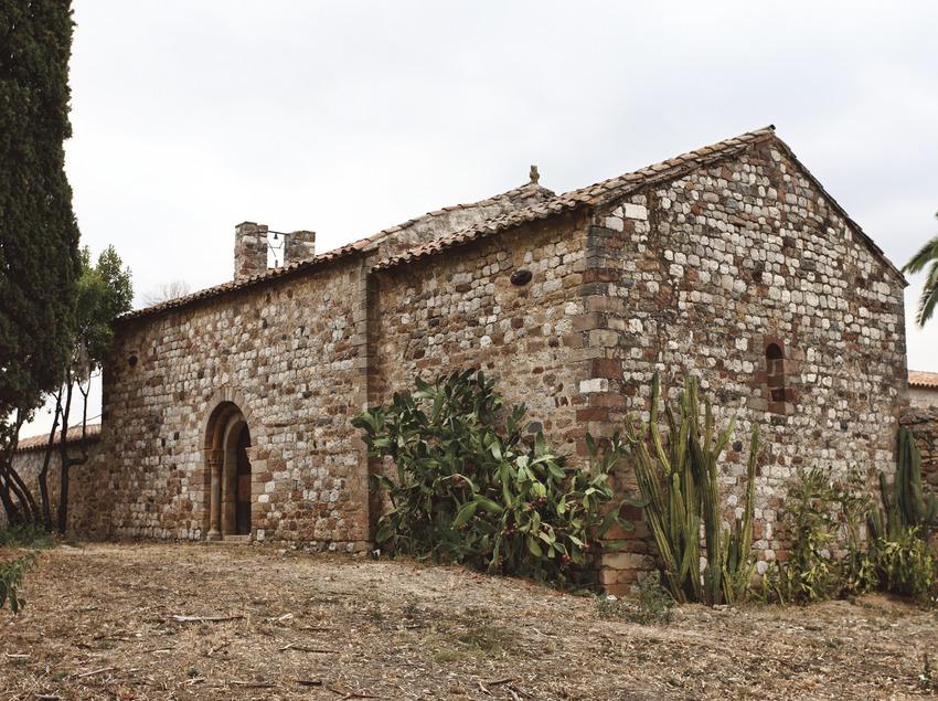 La Garriga. Ermita de la localidad   (Consorci de Viles Termals)