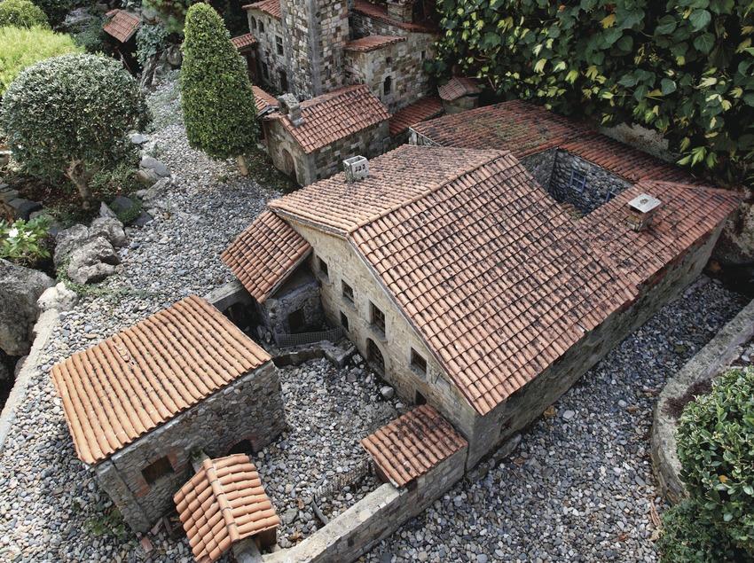 <p>La Garriga. Miniatures</p> (Consorci de Viles Termals)