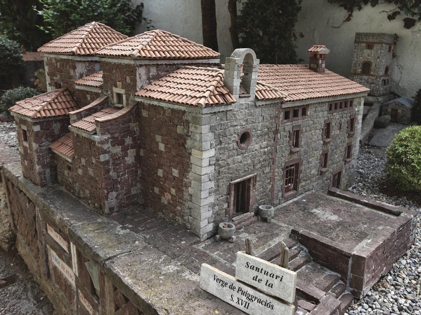 La Garriga. Miniatures   (Consorci de Viles Termals)