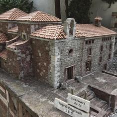 La Garriga. Miniaturas