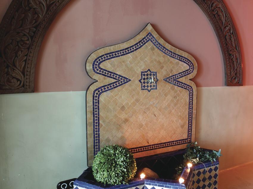 La Garriga. Instal·lacions del Balneari Blancafort   (Consorci de Viles Termals)
