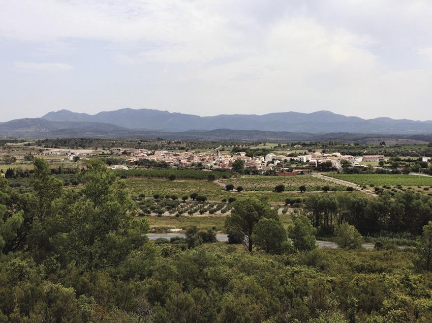 Sant Climent Sescebes. Vista general del poble   (Consorci de Viles Termals)
