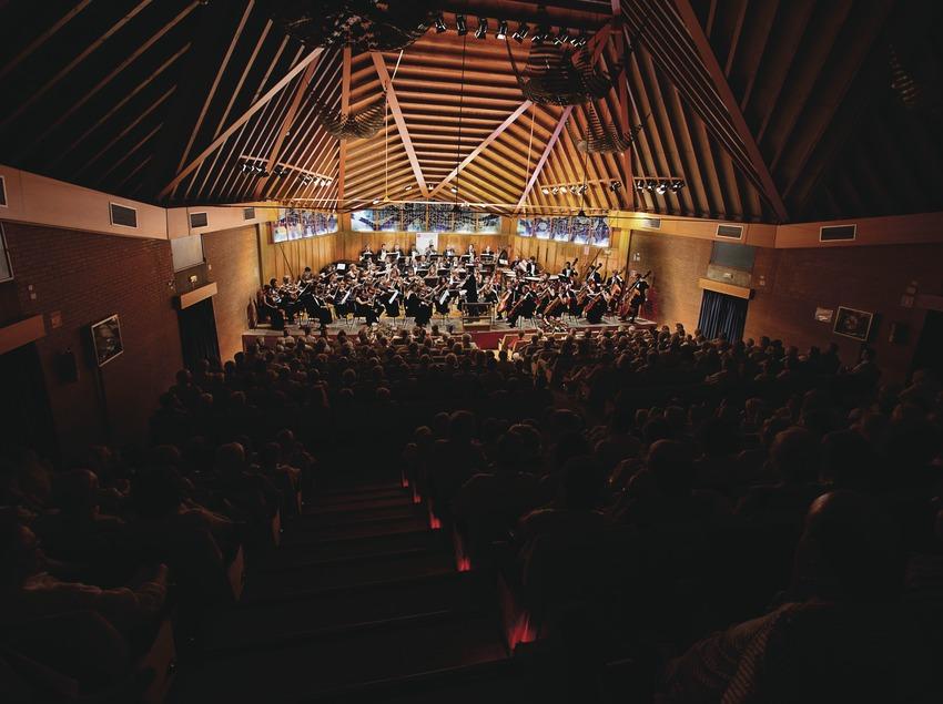<p>El Vendrell. Concert a l'auditori</p> (Consorci de Viles Termals)