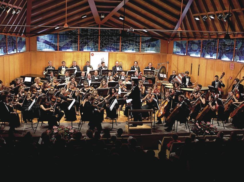 <p>El Vendrell. Concert a l'Auditori Pau Casals</p> (Consorci de Viles Termals)