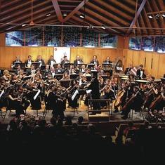 El Vendrell. Concierto en el Auditori Pau Casals