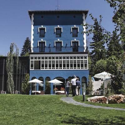 Sant Hilari Sacalm. Balneari Font Vella   (Consorci de Viles Termals)