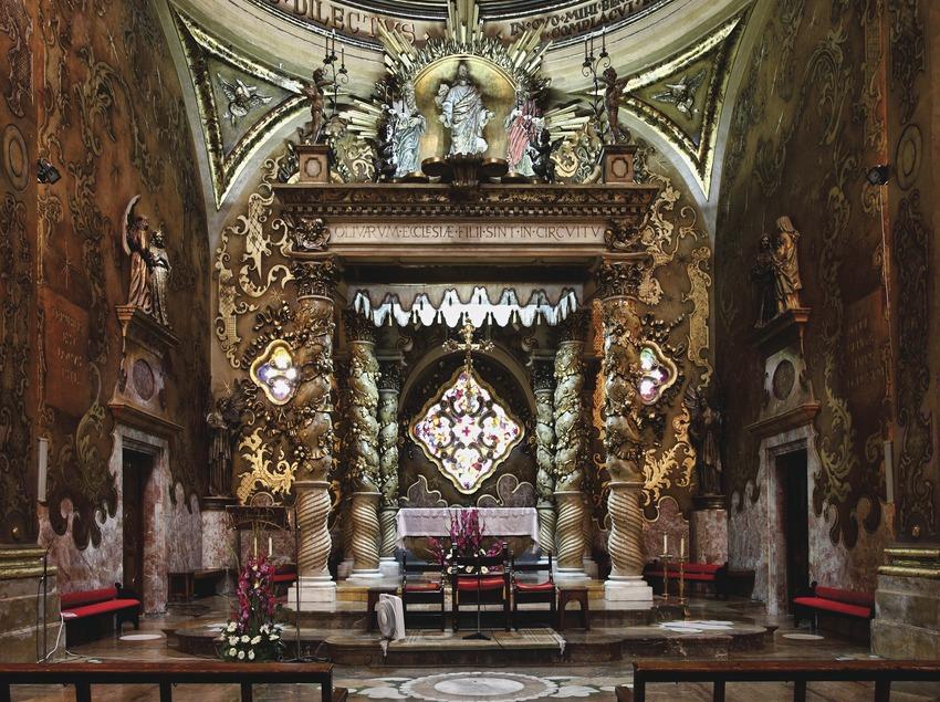 El Vendrell. Església (Consorci de Viles Termals)