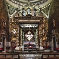 El Vendrell. Iglesia