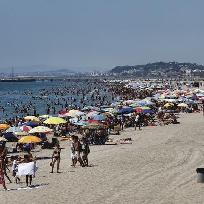 El Vendrell. Playa   (Consorci de Viles Termals)