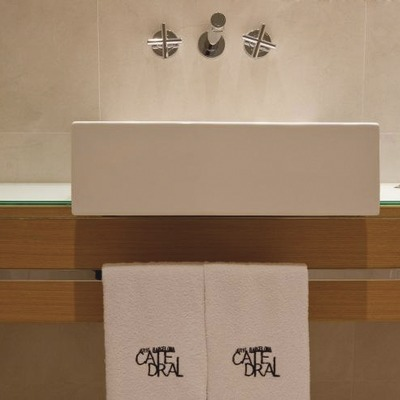 Barcelona. Instal·lacions de l'Hotel Barcelona Catedral   (Hotel Barcelona Catedral)