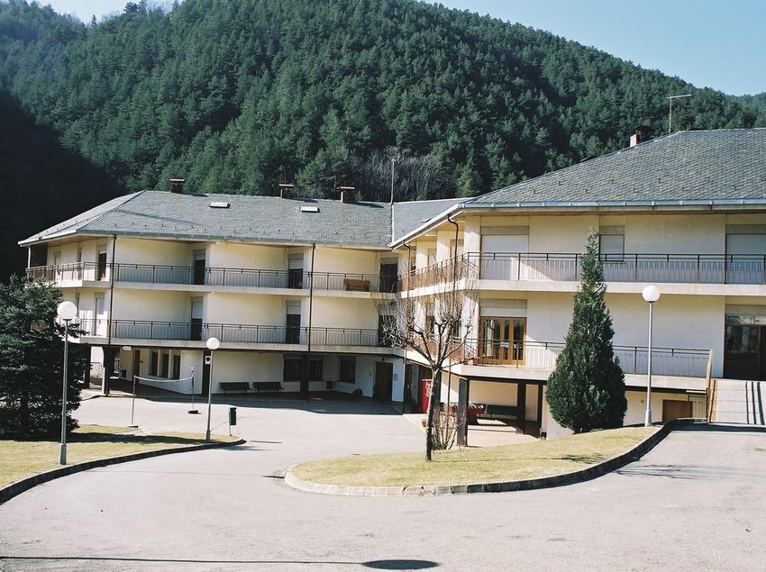 Pirineos. Alberg Pere Figuera, en Planoles   (Xanascat)