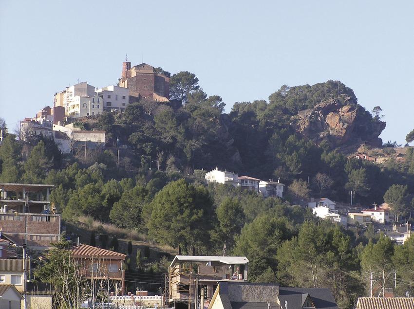 Costa de Barcelona. Vista de Corbera de Llobregat   (Ajuntament de Corbera de Llobregat)