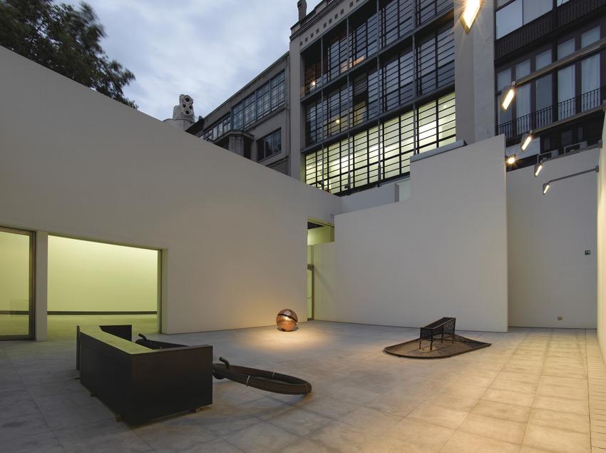 Barcelona. Fundació Suñol   (Fundació Suñol)
