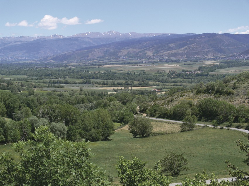 Pirineus. Vista del Puigmal   (Patronat Comarcal de Turisme de la Cerdanya)