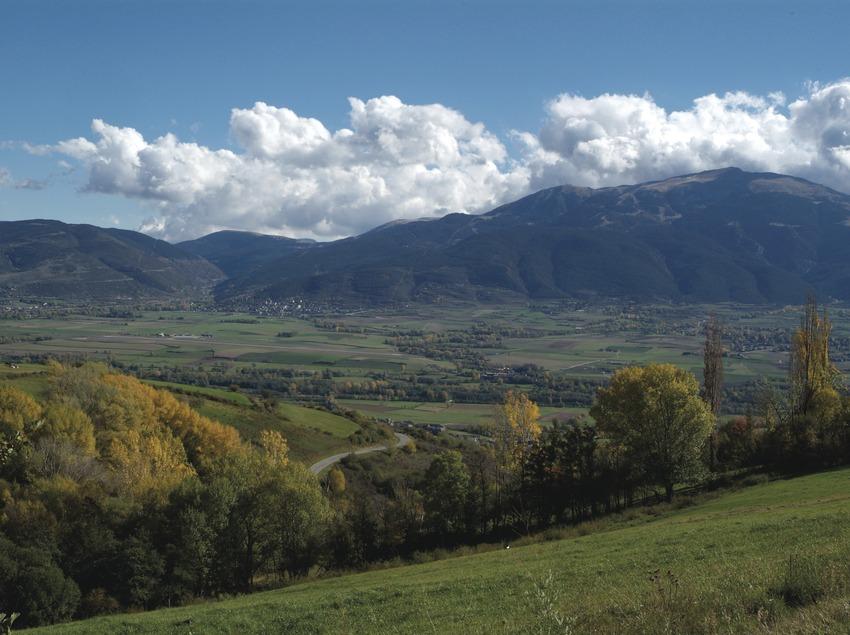 <p>Pirineus. Vista de la Cerdanya</p> (Patronat Comarcal de Turisme de la Cerdanya)