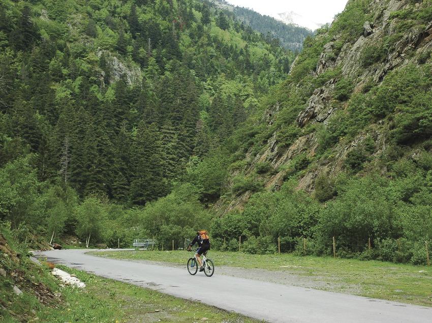 Pirineus. Carrera del Fornet a Esterri d'Àneu   (Consorci de Turisme de la Vall D'Àneu)