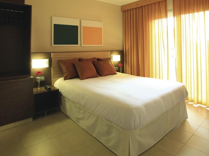 Lloret de Mar. Habitació de l'Aqua Hotel Bertran   (Aqua Hotel)