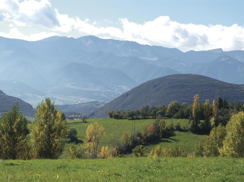 Pirineus. Paisatge de la Cerdanya