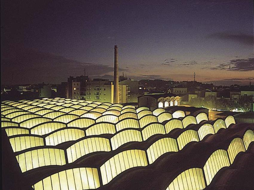 Barcelona. Sede del mNACTEC, en Terrassa   (Xatic. Xarxa de Turisme Industrial de Catalunya)