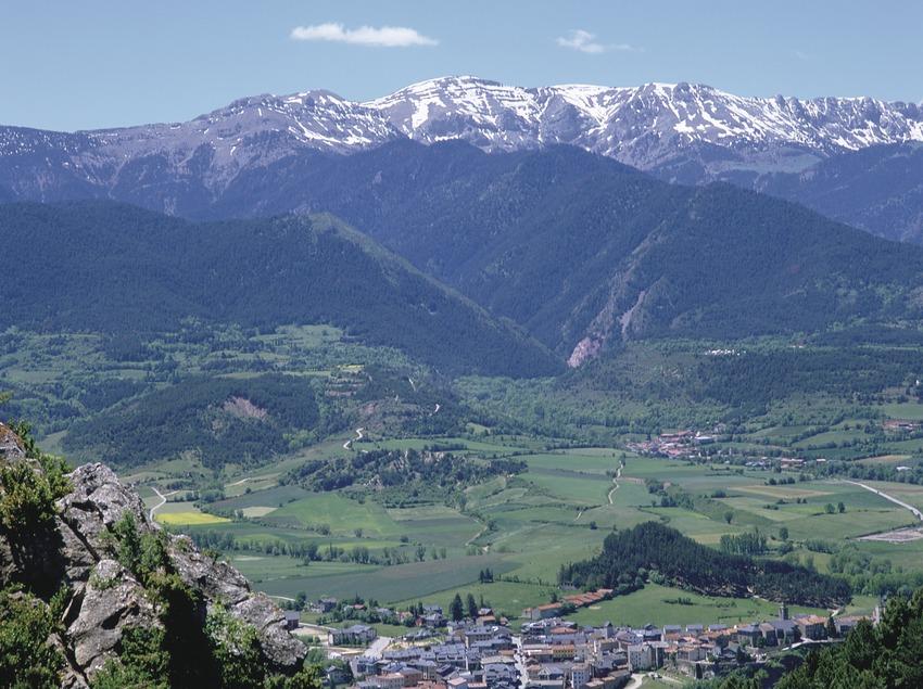 Pirineos. Bellver de Cerdanya   (Patronat Comarcal de Turisme de la Cerdanya)