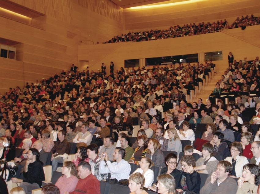 Pep Palau, von Arend & Associats. Fòrum Girona 2009. Public auditori   (Pep Palau, von Arend & Associats)